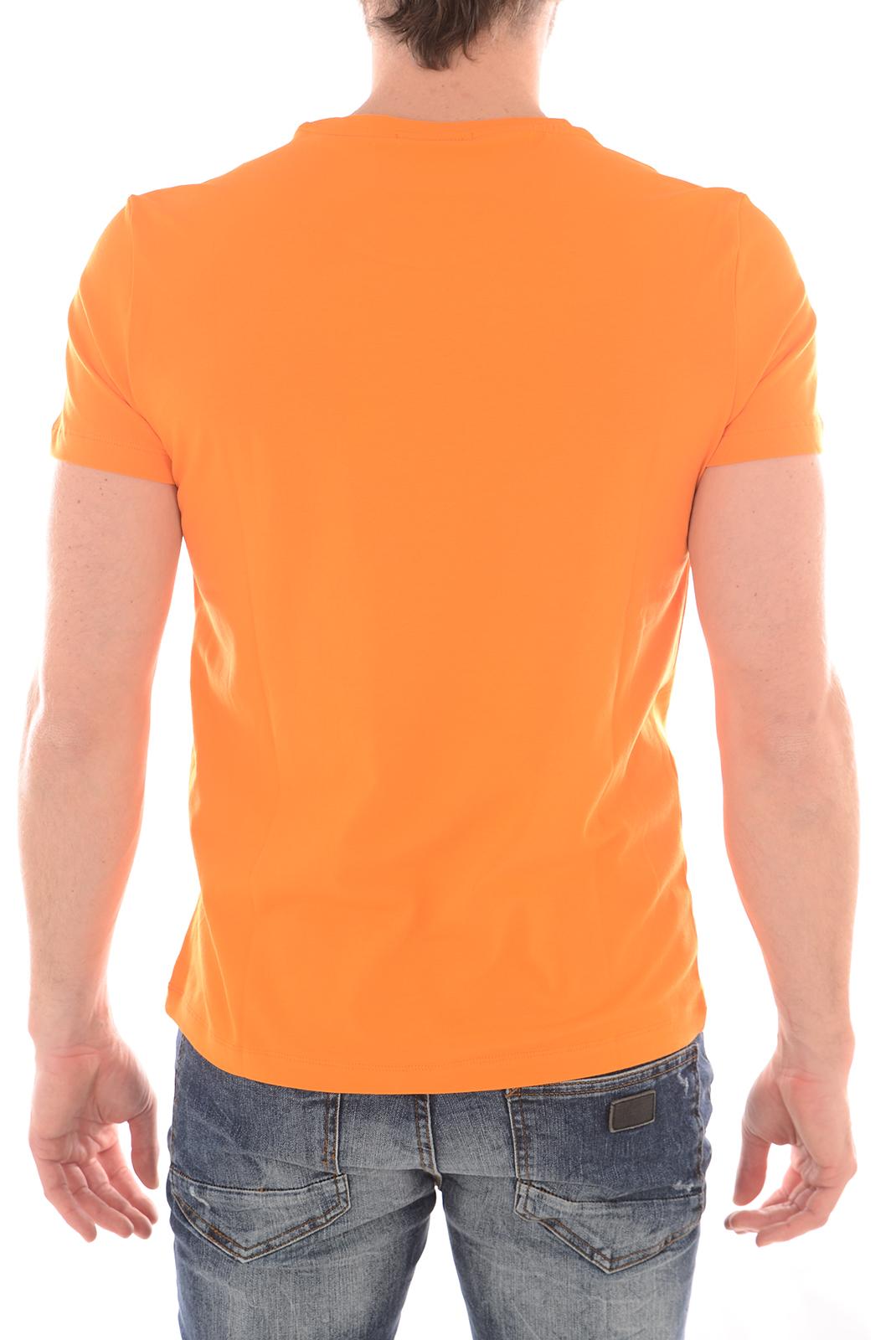 Tee-shirts manches courtes  Redskins WASABI CALDER H16 ORANGE