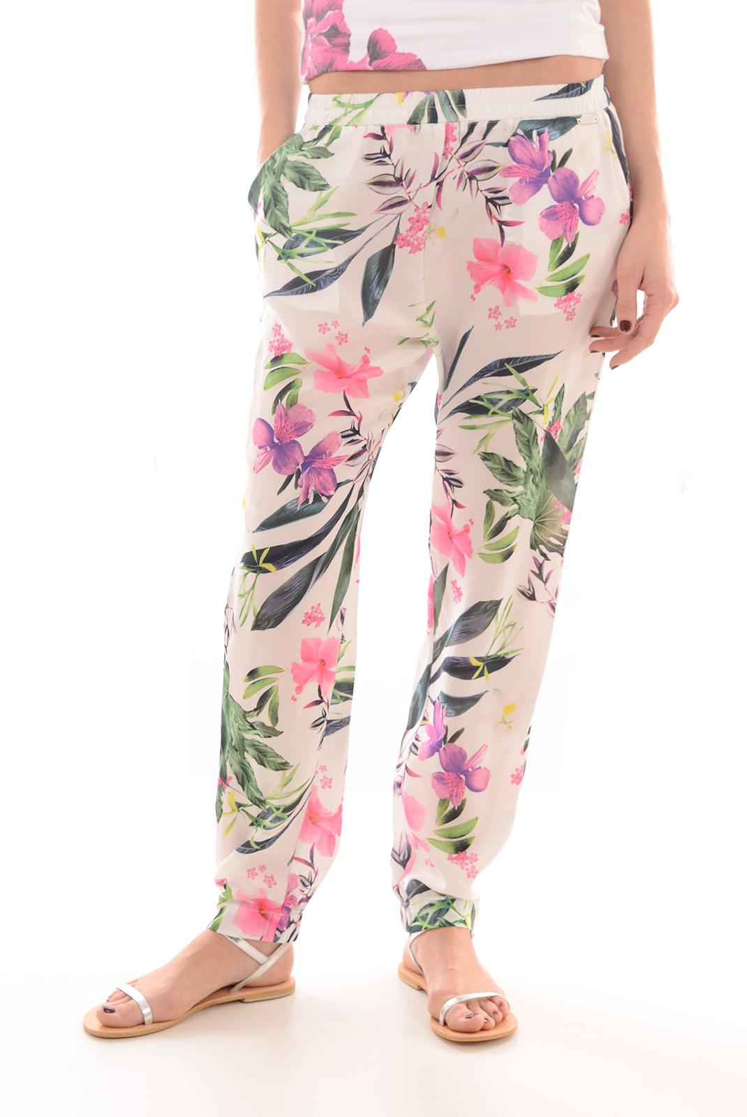 Pantalons  Guess jeans W61B25W79T0 PA03 MULTICO