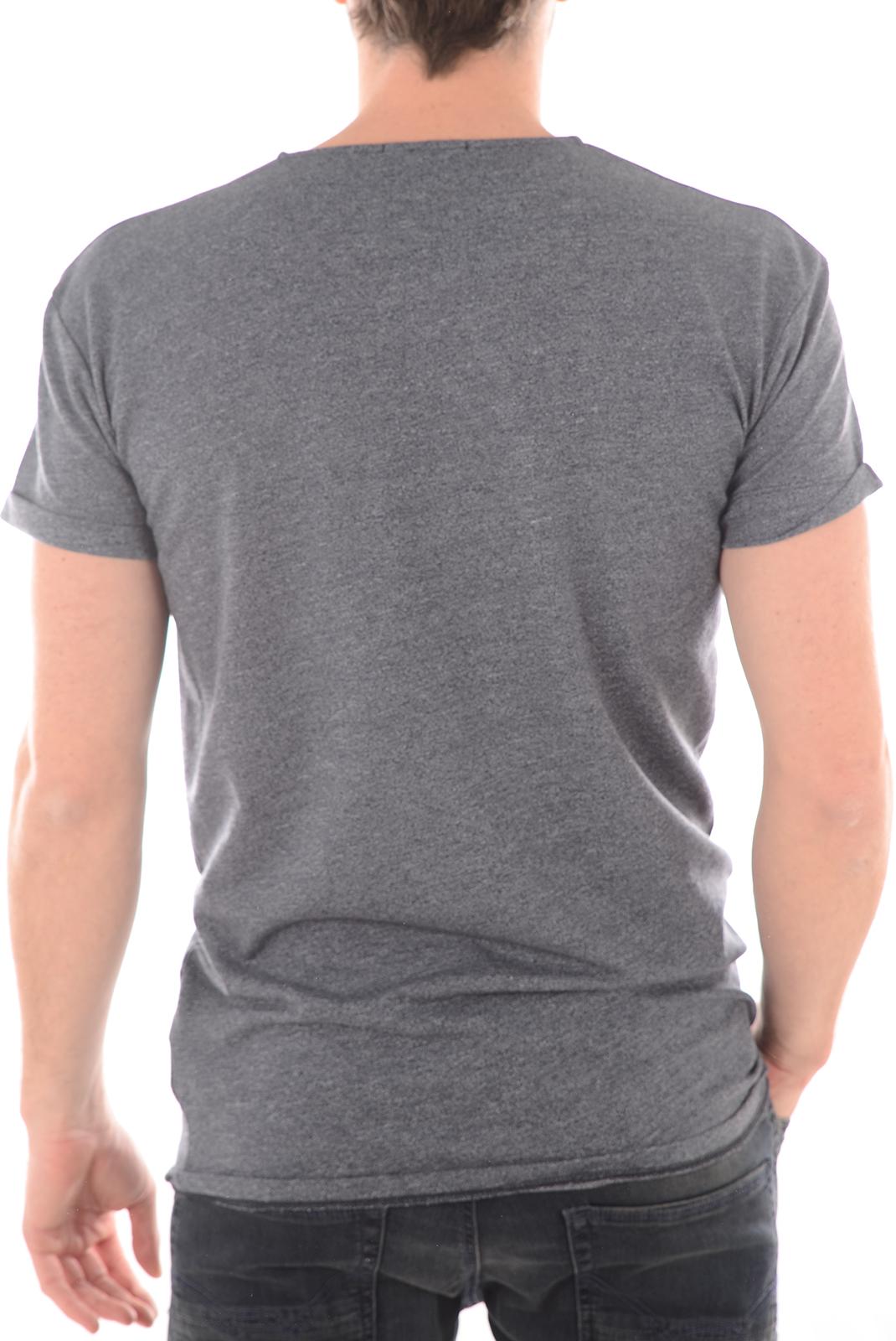 Tee-shirts  Selected BEECH SS TEE DARK SAPPHIRE