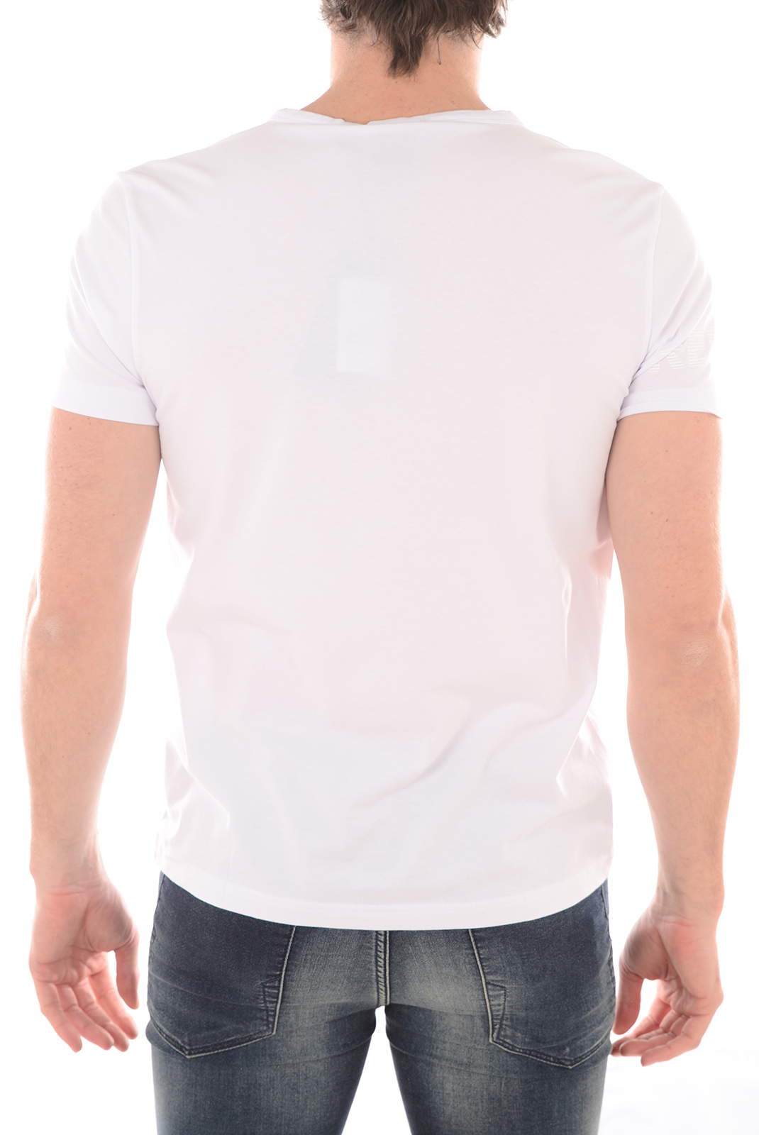 Tee-shirts manches courtes  Redskins ARES WARNER H16 WHITE