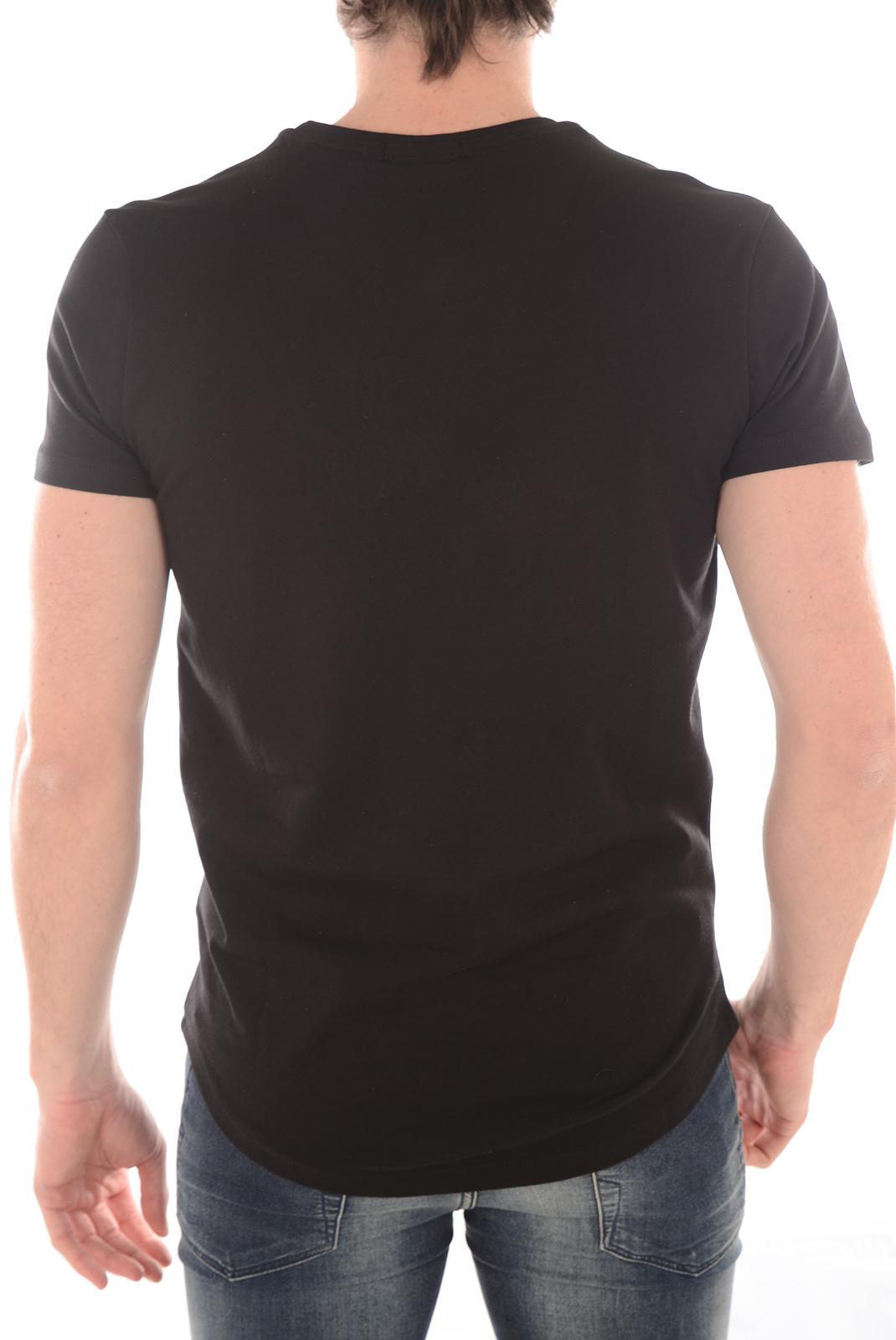 Tee-shirts  Redskins FRISBEE SCOOBA BLACK