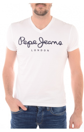 PM500373 ORIGINAL STRETCH V - MARQUES PEPE JEANS