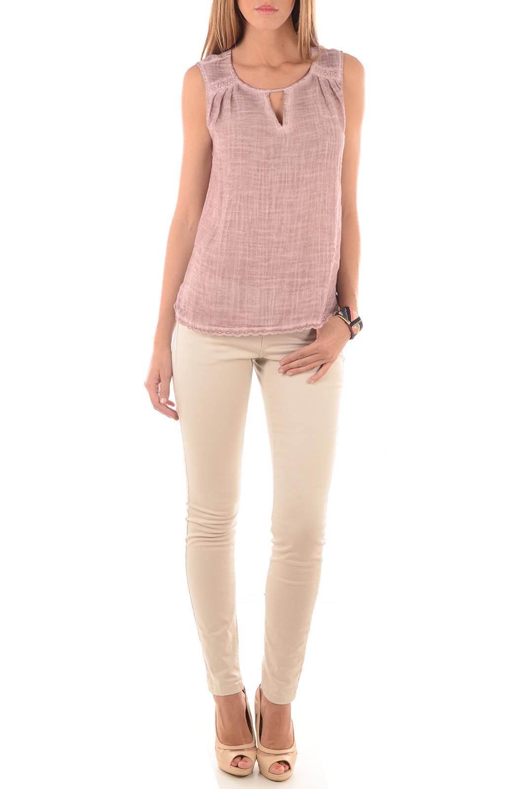 Tops & Tee shirts  Lavand L61C116F01 PINK