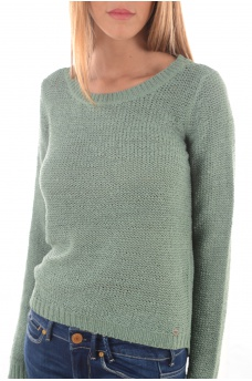 FEMME ONLY: GEENA XO L/S KNT NOOS