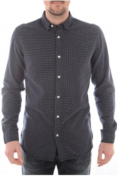 HONELUKE SHIRT LS - HOMME SELECTED