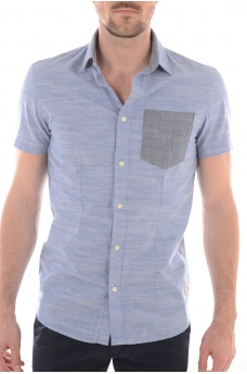 ALTON S/S ONE POCKET - MARQUES JACK AND JONES