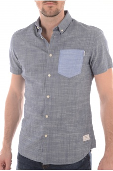 HOMME JACK AND JONES: ALTON S/S ONE POCKET