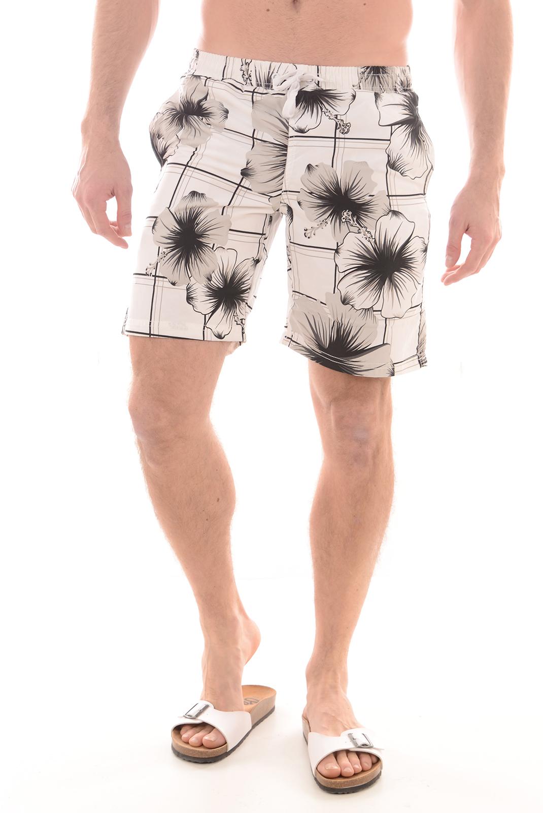 HOMME  Biaggio jeans BAMBOURUS WHITE BLACK