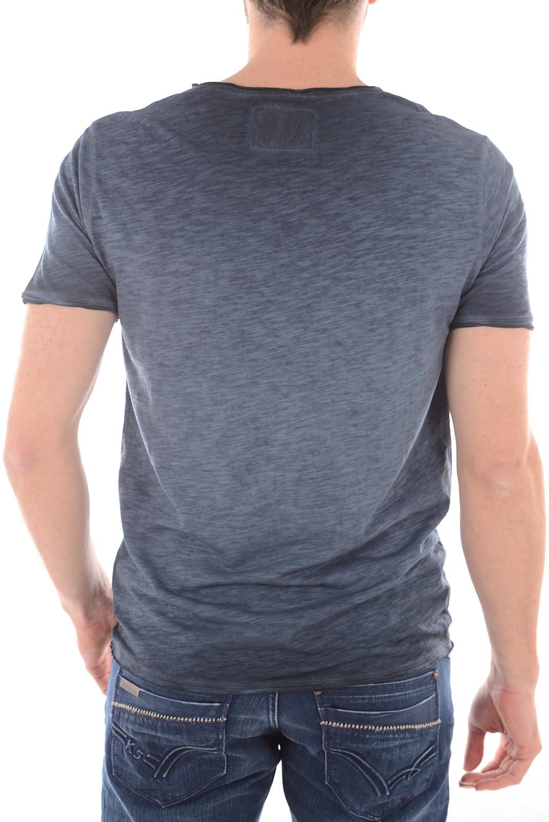 Tee-shirts  Guess jeans M61P35K2X80 G720 BLEU