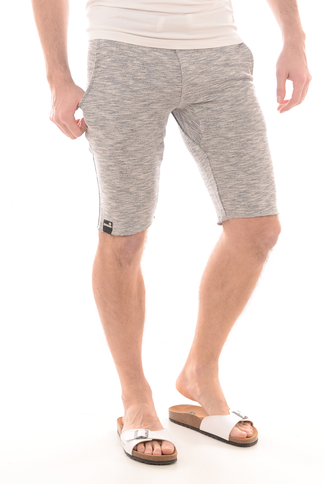HOMME  Biaggio jeans FLORAS LT GREY
