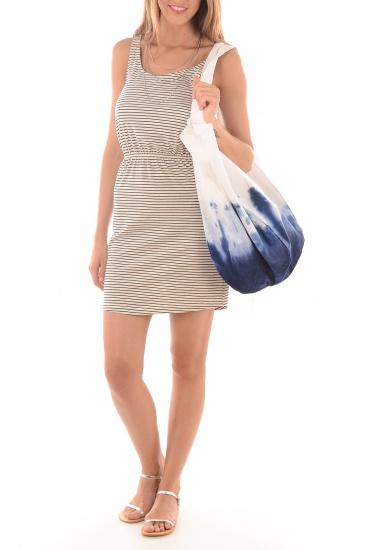 FEMME ONLY: CARLA SL DRESS ESS