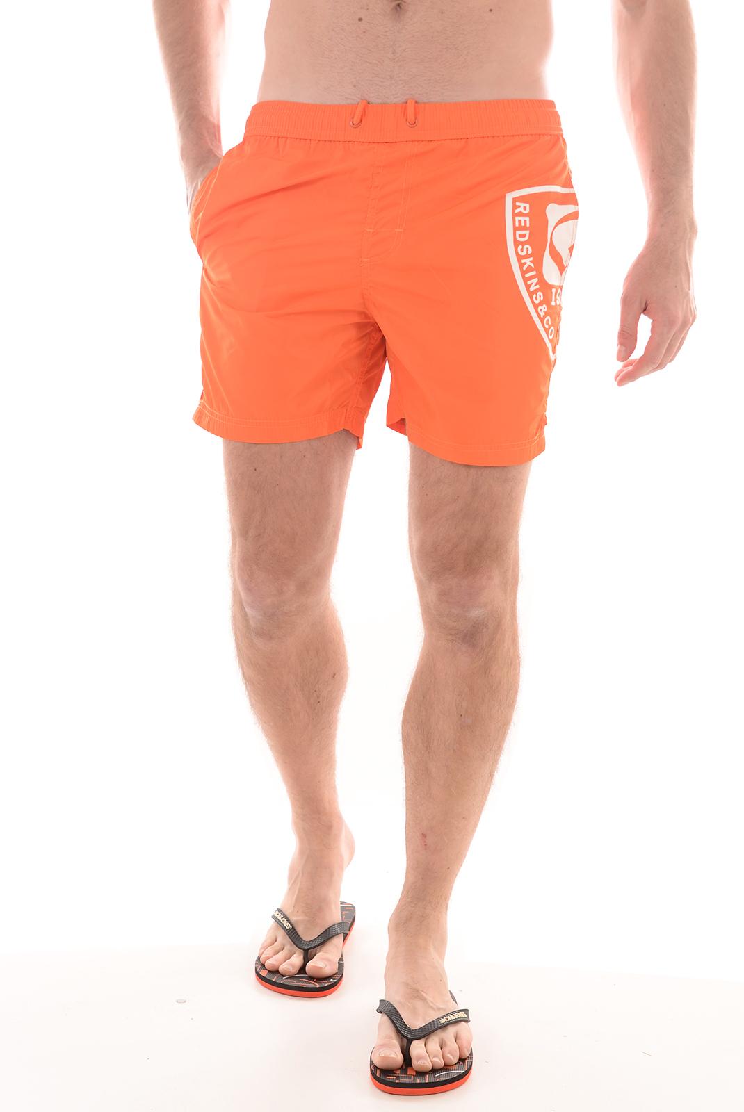 Shorts de bain  Redskins RDK01 ORANGE