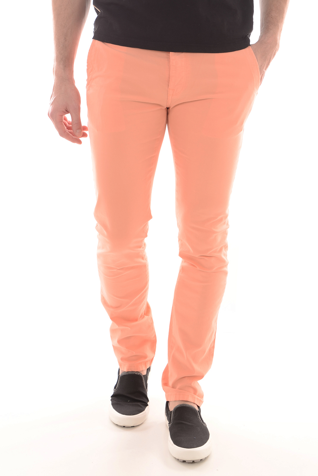 Pantalons  Capo classic wear CLASSIC WEAR ORANGE