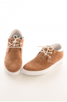 JACK AND JONES: HAMLIN SUEDE SNEAKER