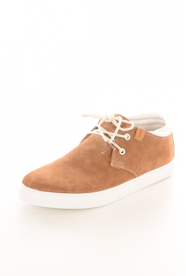 HAMLIN SUEDE SNEAKER - HOMME JACK AND JONES