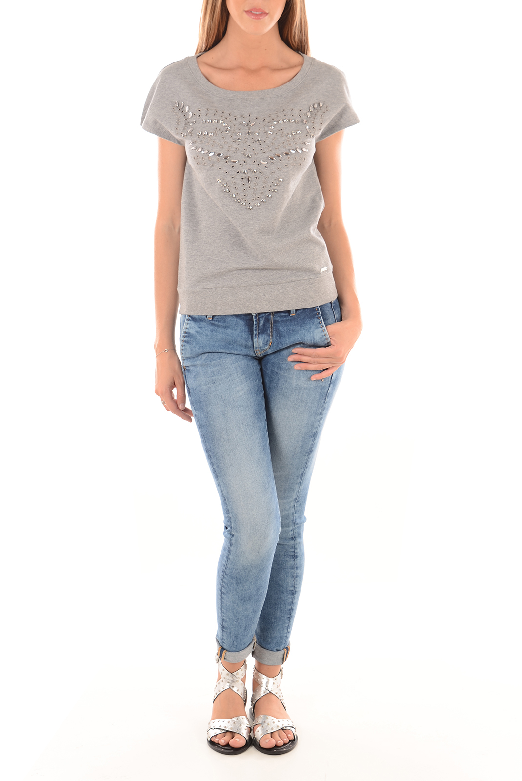 Tops & Tee shirts  Guess jeans W61Q05K2O30 H985