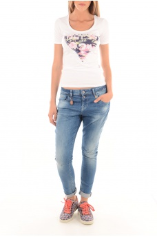 MARQUES PEPE JEANS: PLS30271 CLUB FLOWERS