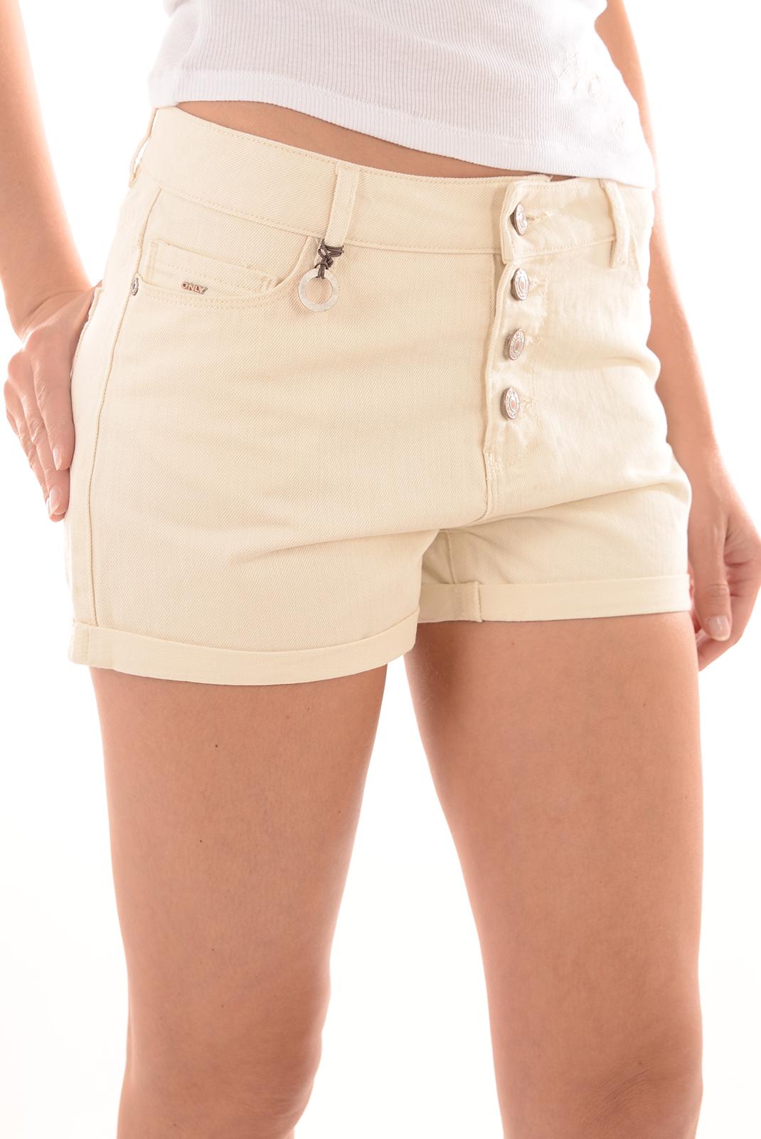 Shorts & Bermudas  Only NEW PACY HW ECRU