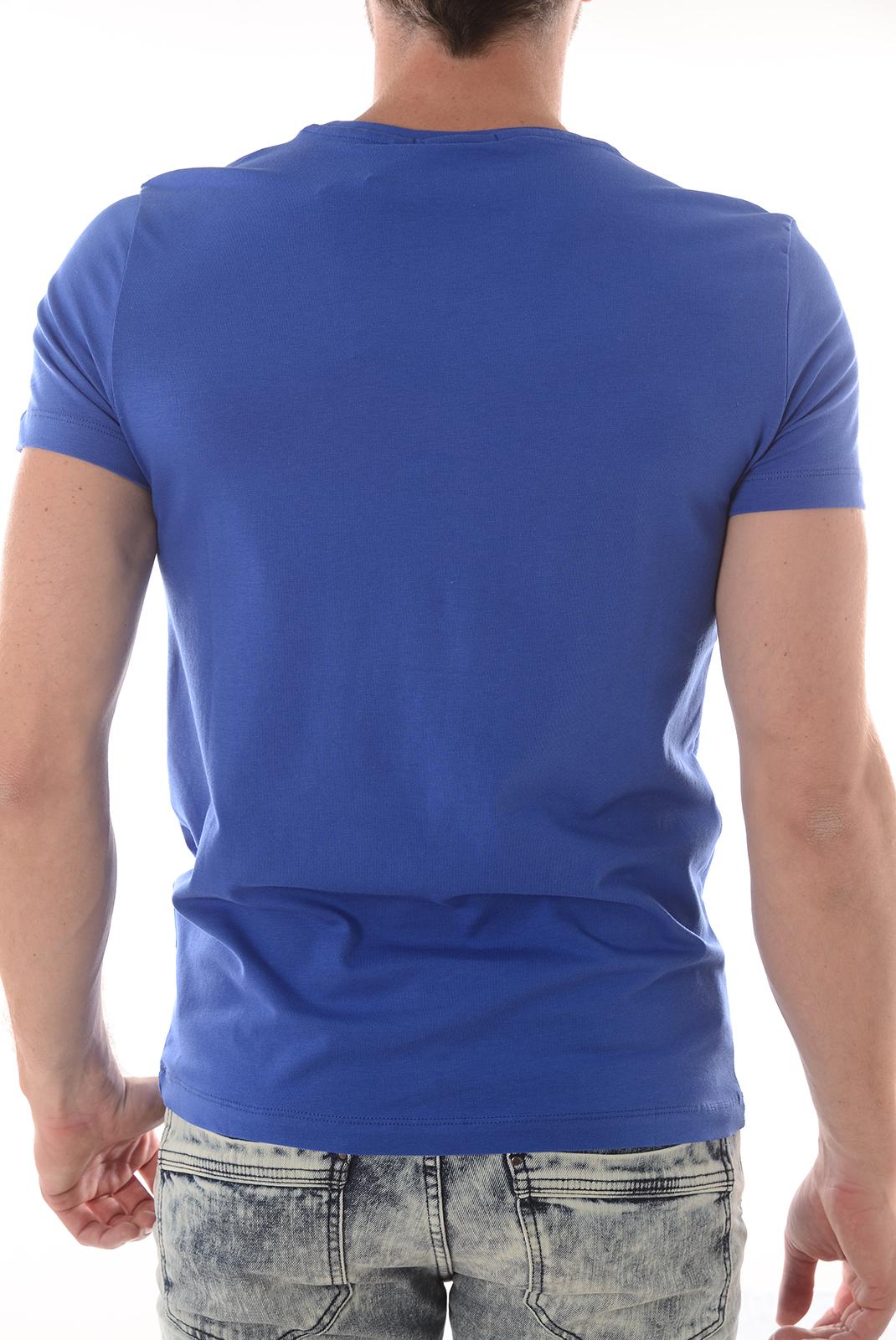 Tee-shirts  Redskins RAFTING CALDER 2 DAZZING BLUE