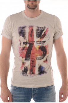 PM503301  JACK FLAG - HOMME PEPE JEANS