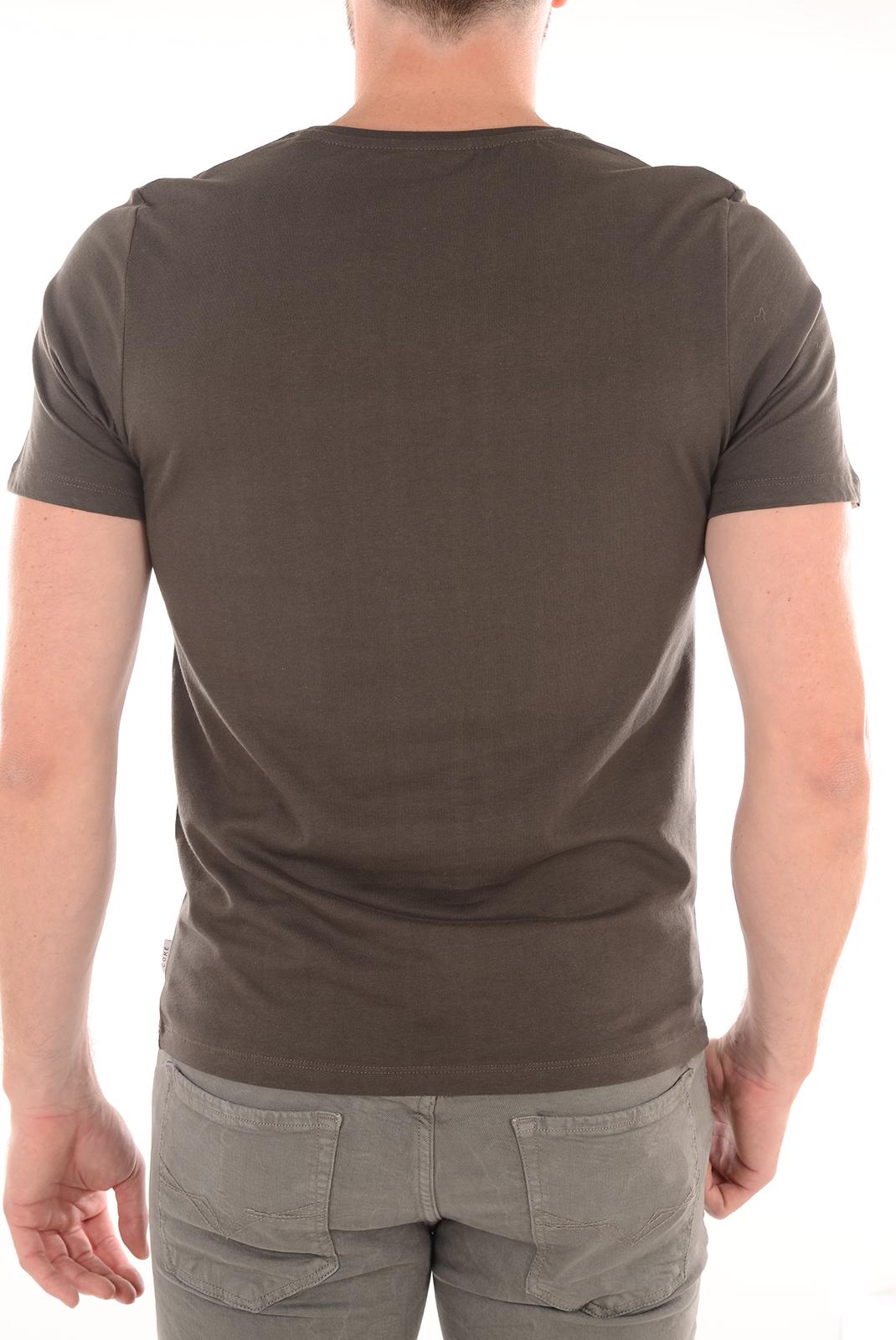 Tee-shirts  Jack & Jones HAROLD CREW RAVEN