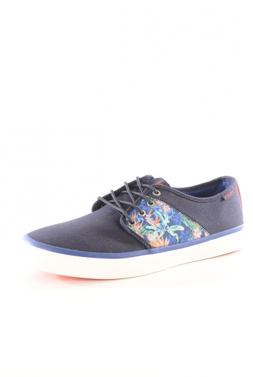 TURBO CANVAS PRINT SNEAKER - Soldes JACK AND JONES