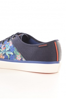 Soldes JACK AND JONES: TURBO CANVAS PRINT SNEAKER