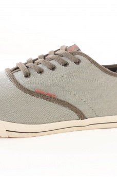 HOMME JACK AND JONES: SPIDER CHAMBRAY SNEAKER