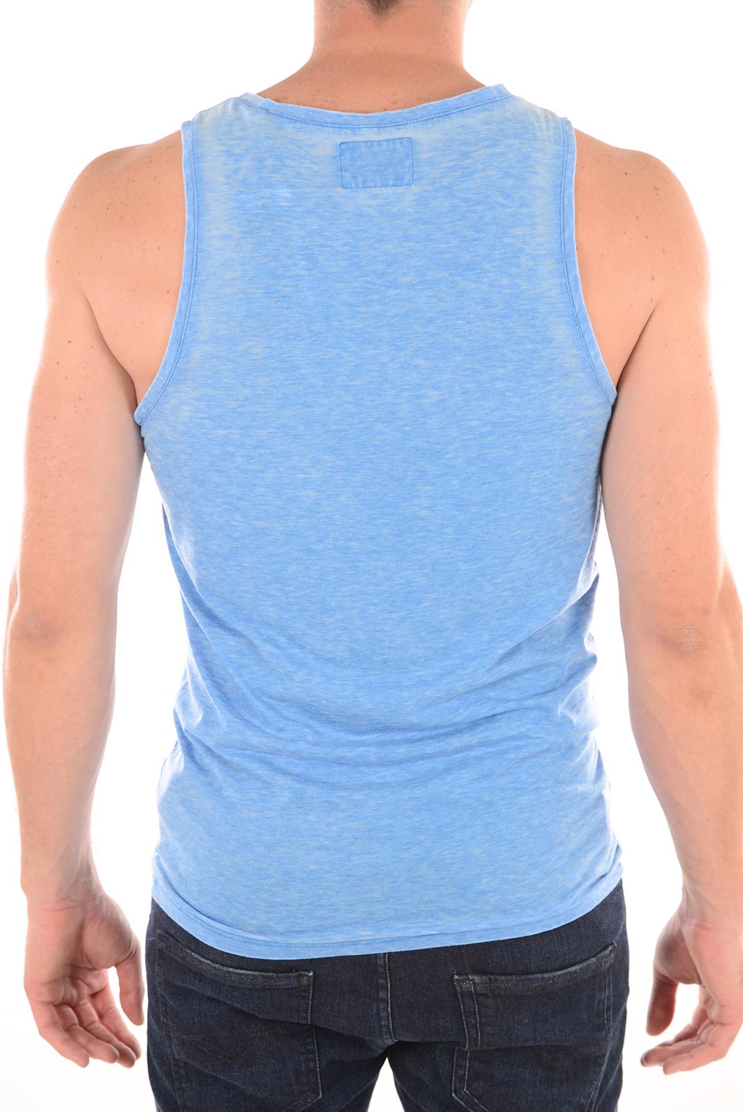 Tee-shirts  Guess jeans M61P30K4DL0 H735 BLEU