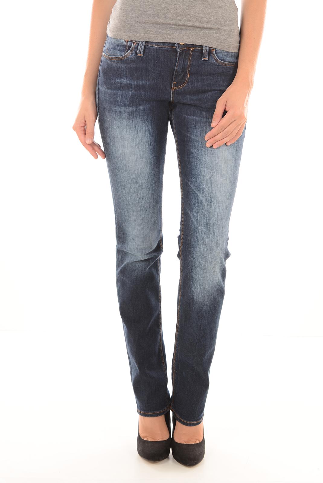 Jeans   Guess jeans W62039D24J0-CITW Cigarette Mid  BLEU