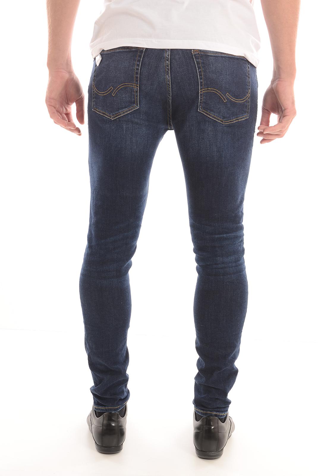 Jeans  Jack & Jones LIAM ORIGINAL 014 NOOS BLUE DENIM
