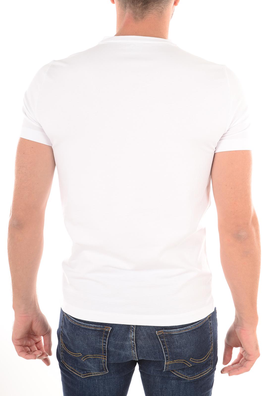 Tee-shirts  Emporio armani 273911 6P206 010 BLANC