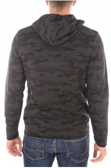 CAMO SWEAT - HOMME JACK AND JONES