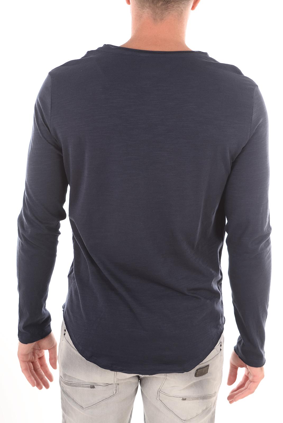Tee-shirts  Guess jeans M63P49K4NV0 G720 BLEU