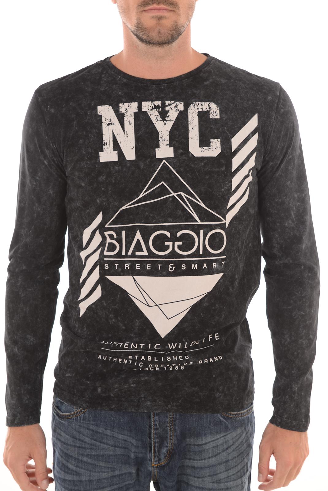 Tee-shirts  Biaggio jeans LAYLA NOIR