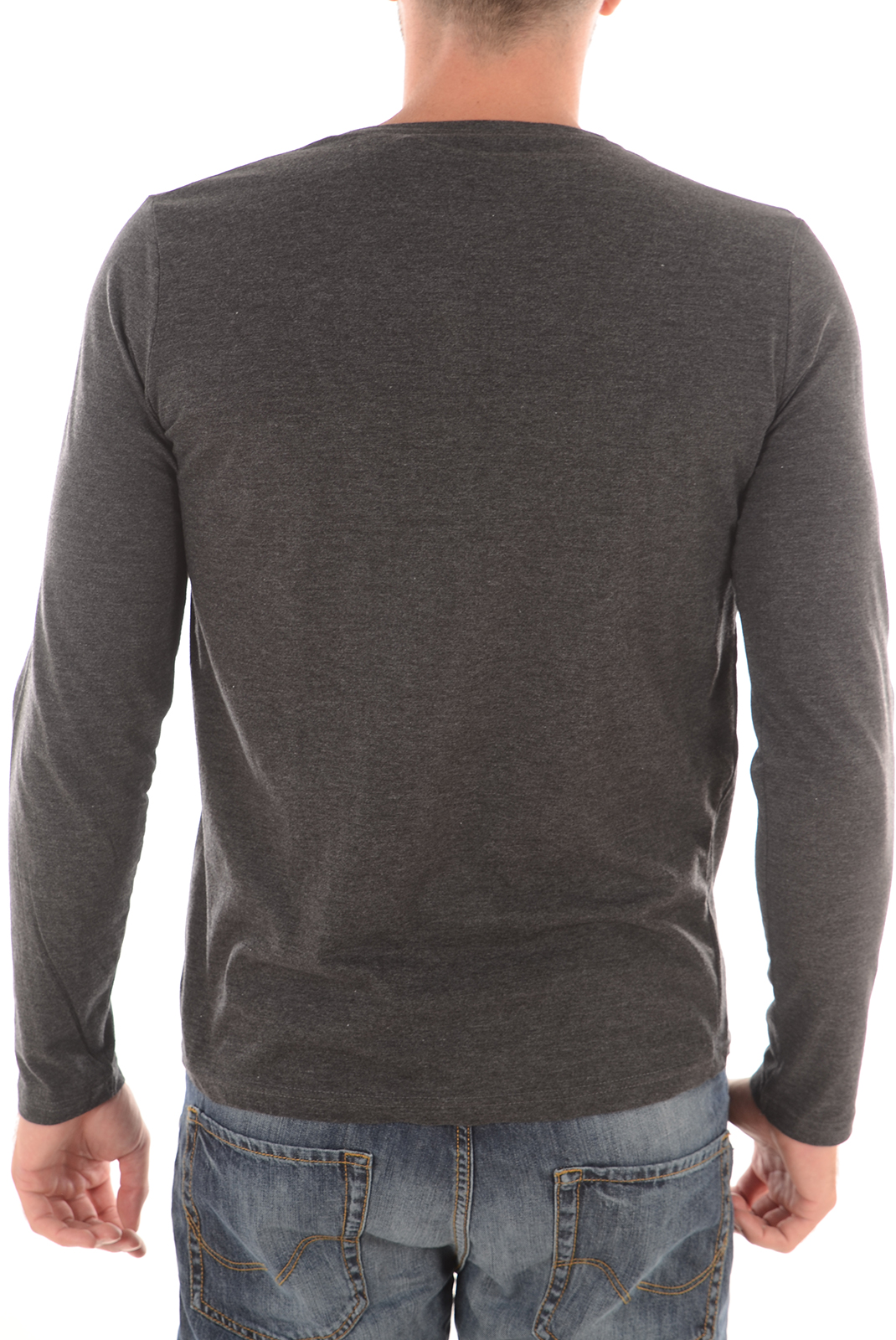 Tee-shirts  Biaggio jeans LAVELA GRIS FONCE