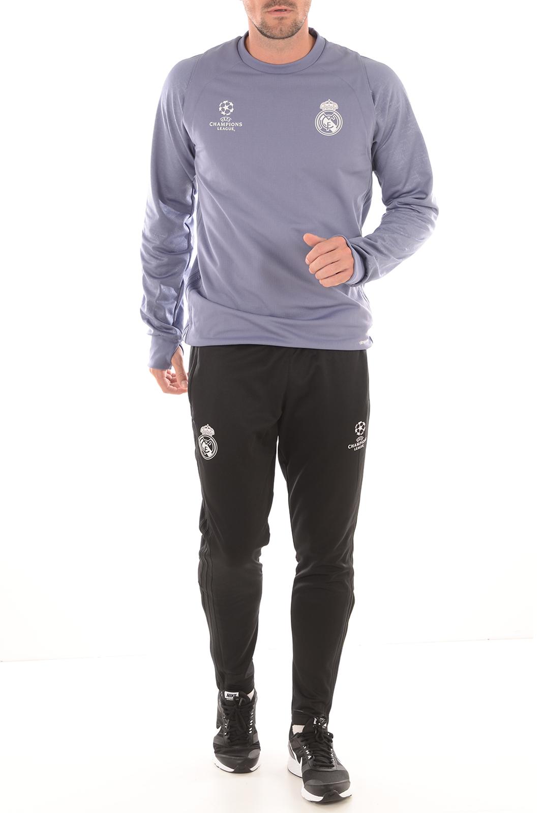 Pulls & Gilets  Adidas AO3083 SWEAT REAL EU TRG violet