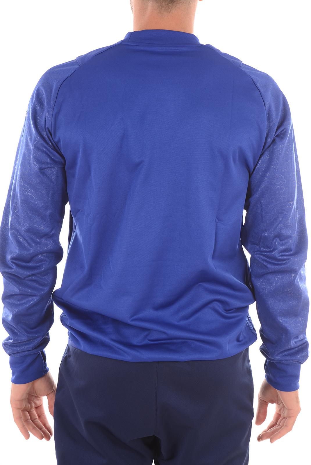 Pulls & Gilets  Adidas AP5597 SWEAT CHELSEA EU TRG bleu