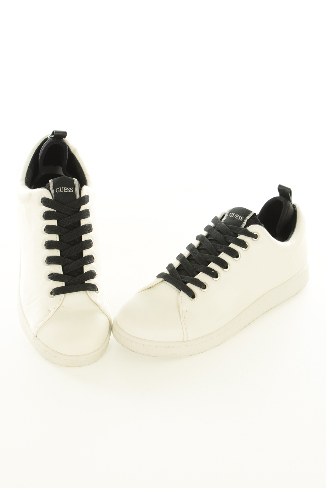 Chaussures  Guess jeans FLRAN4ELE12 WHITE