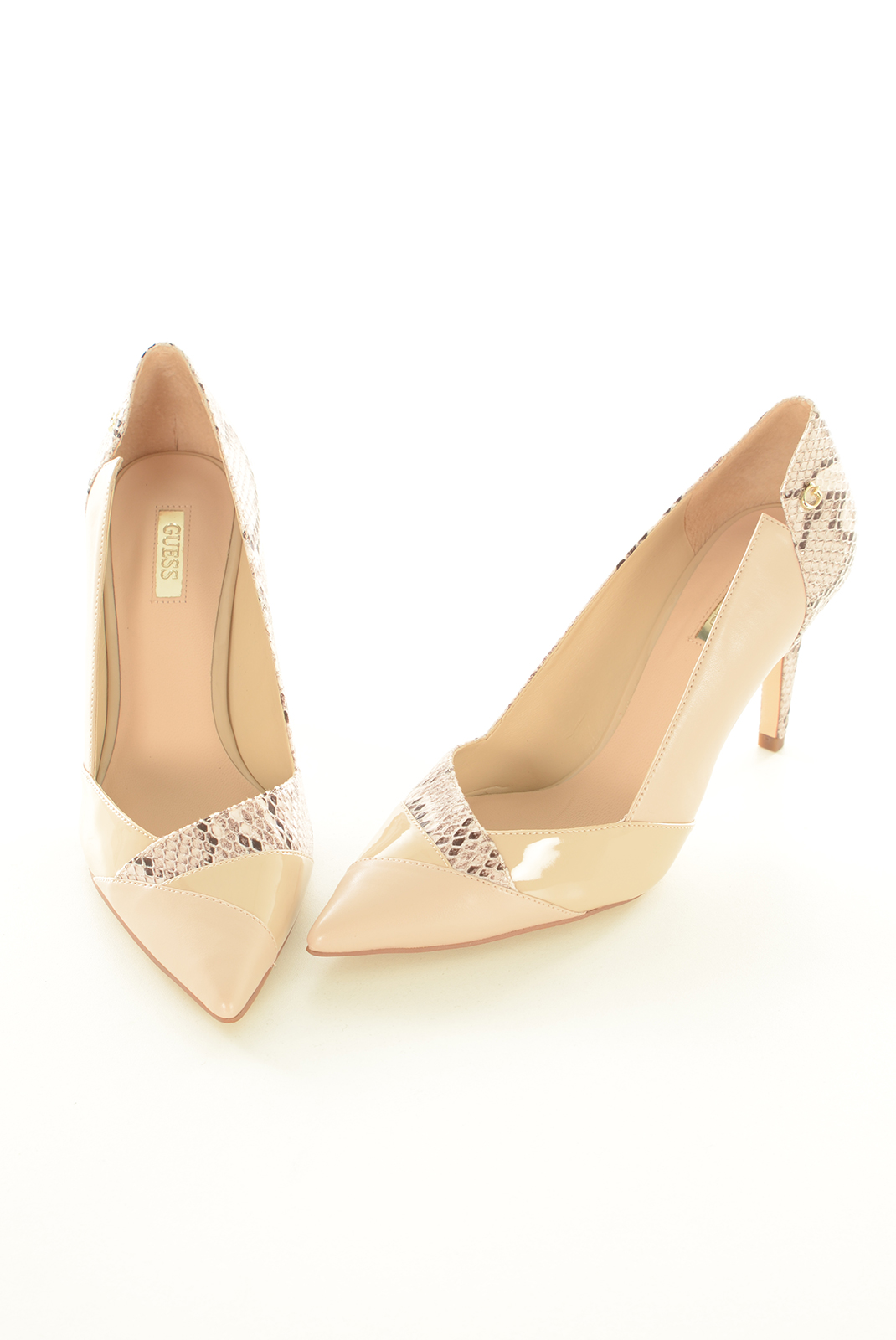 Chaussures  Guess jeans FLELA3ELE08 NUDE