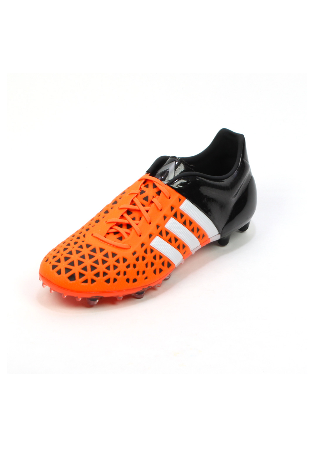 Chaussures   Adidas S83209 ACE 15.1 FG/AG ORANGE