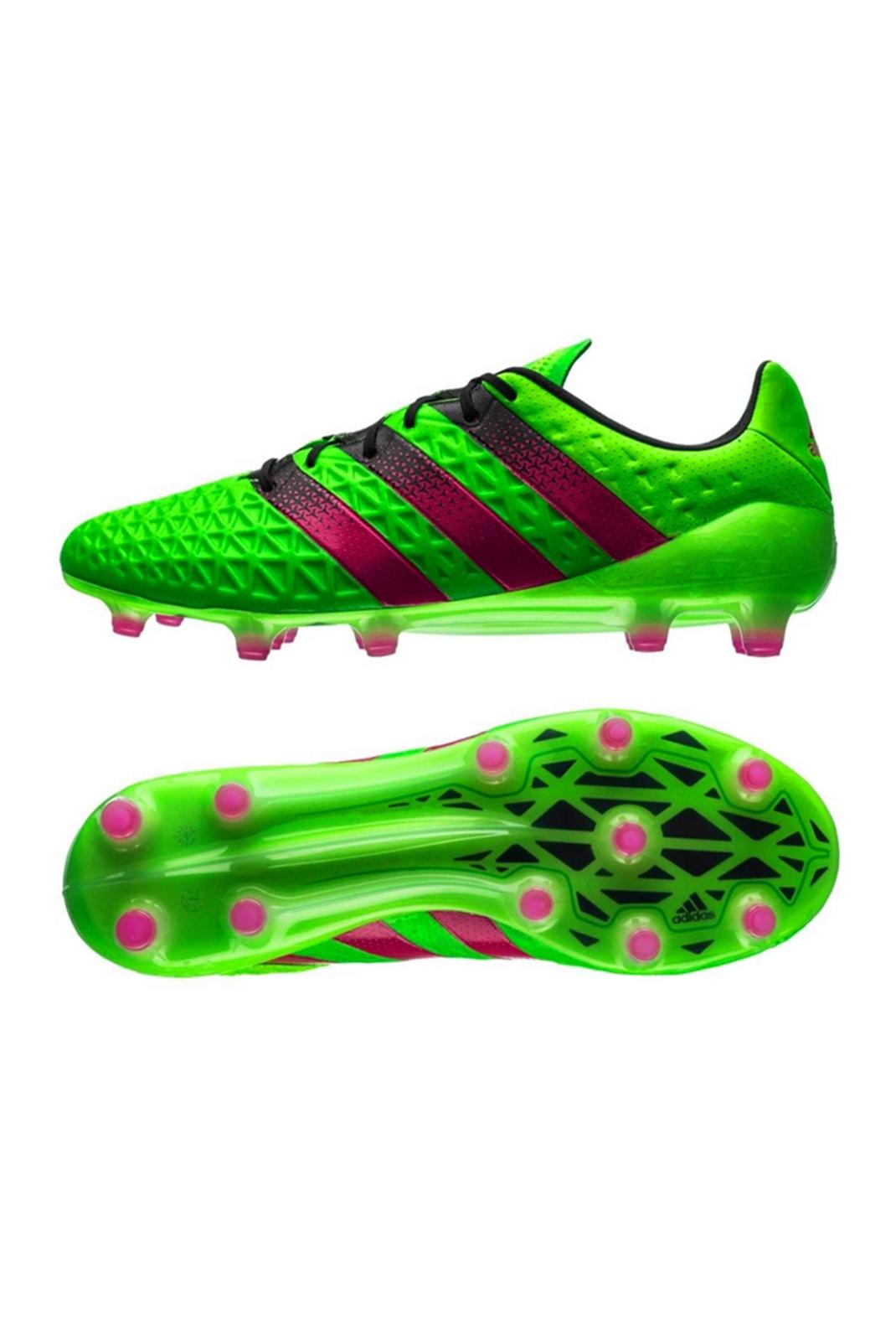 Chaussures   Adidas AQ5151 ACE 16.1 FG/AG VERT