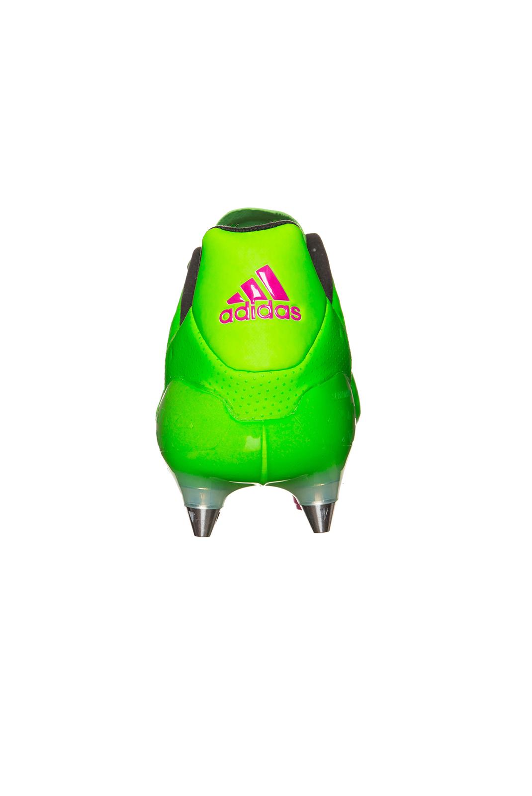 Chaussures   Adidas S32067 ACE 16.1 SG VERT
