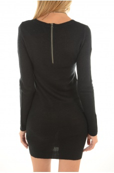 ONLY: NEW HAYLEY L/S ZIP DRESS