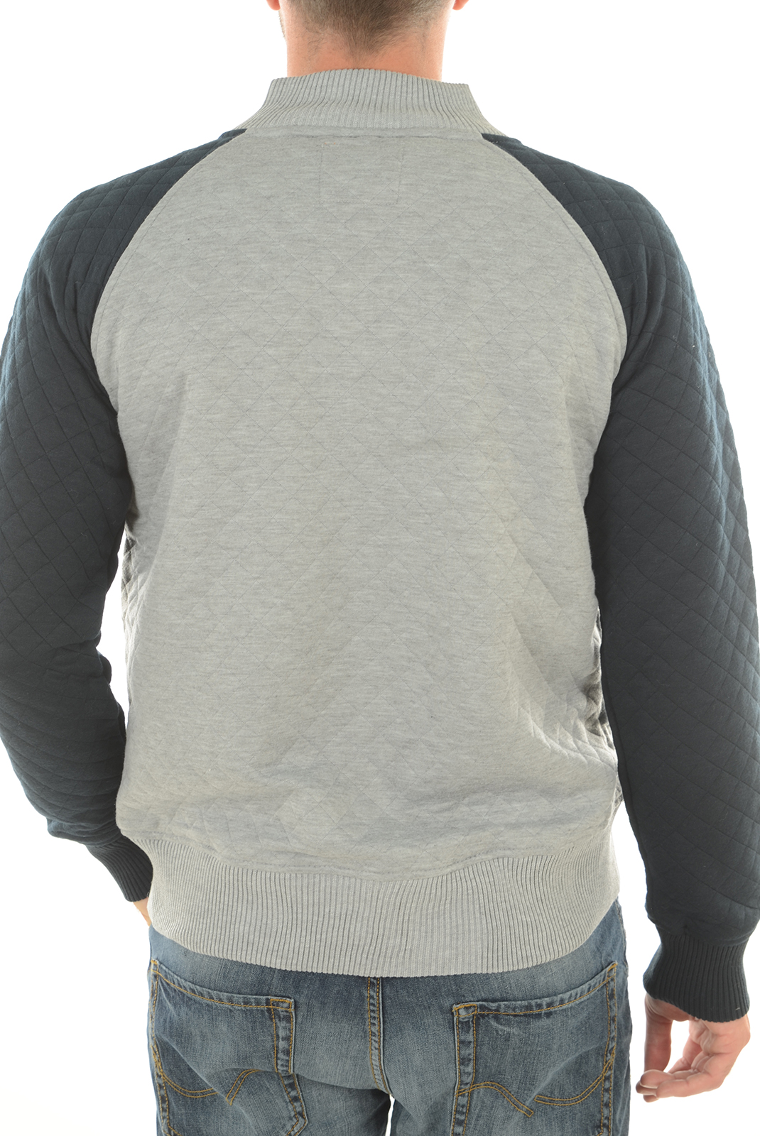 Pulls & Gilets  Biaggio jeans SKOUBAS GRIS CLAIR