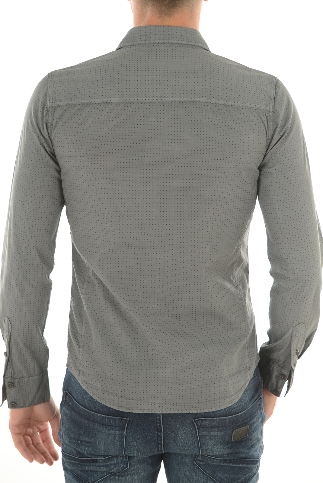 Chemises   Biaggio jeans CERYLA GRIS