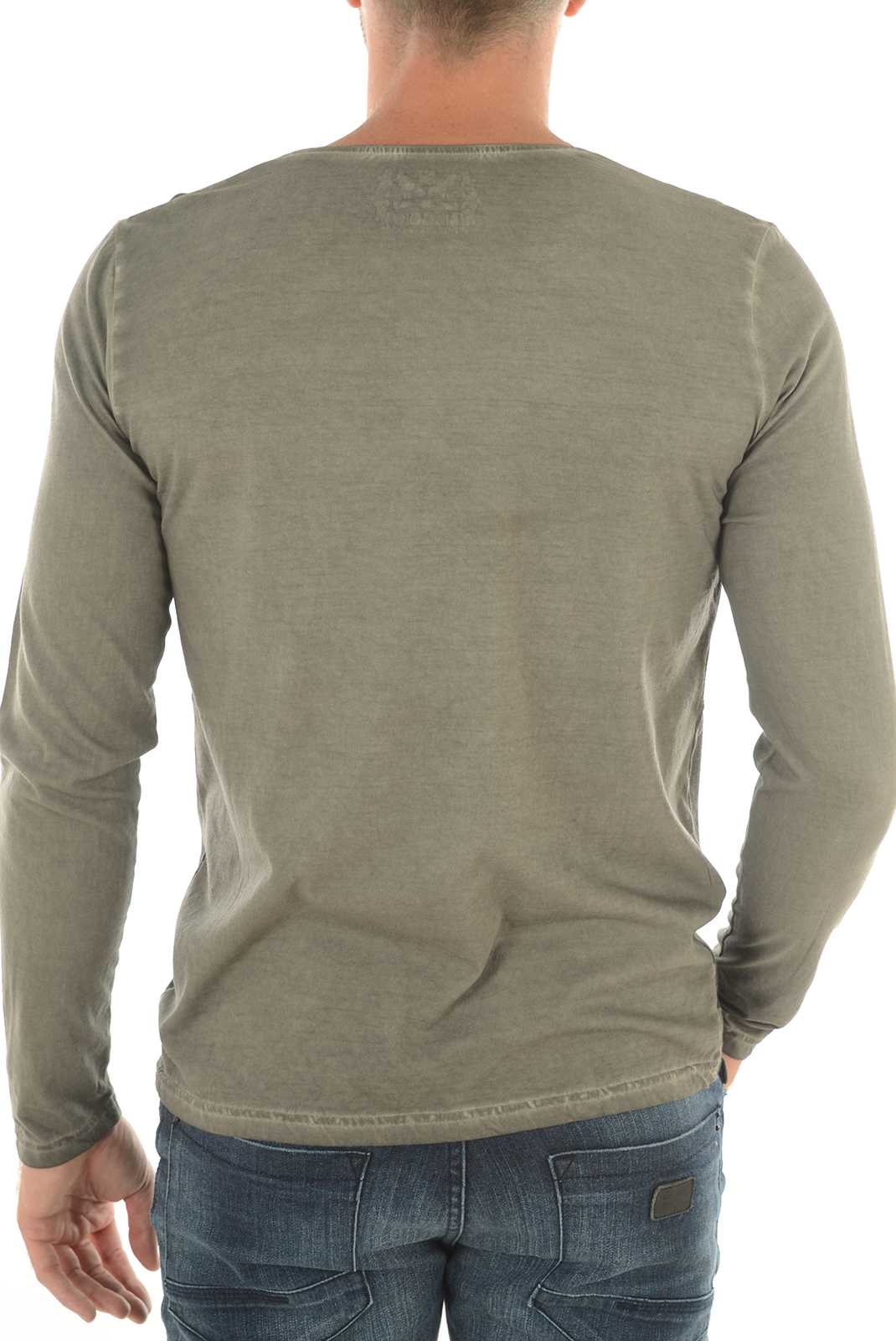 Tee-shirts  Biaggio jeans LACTANIL GRIS FONCE