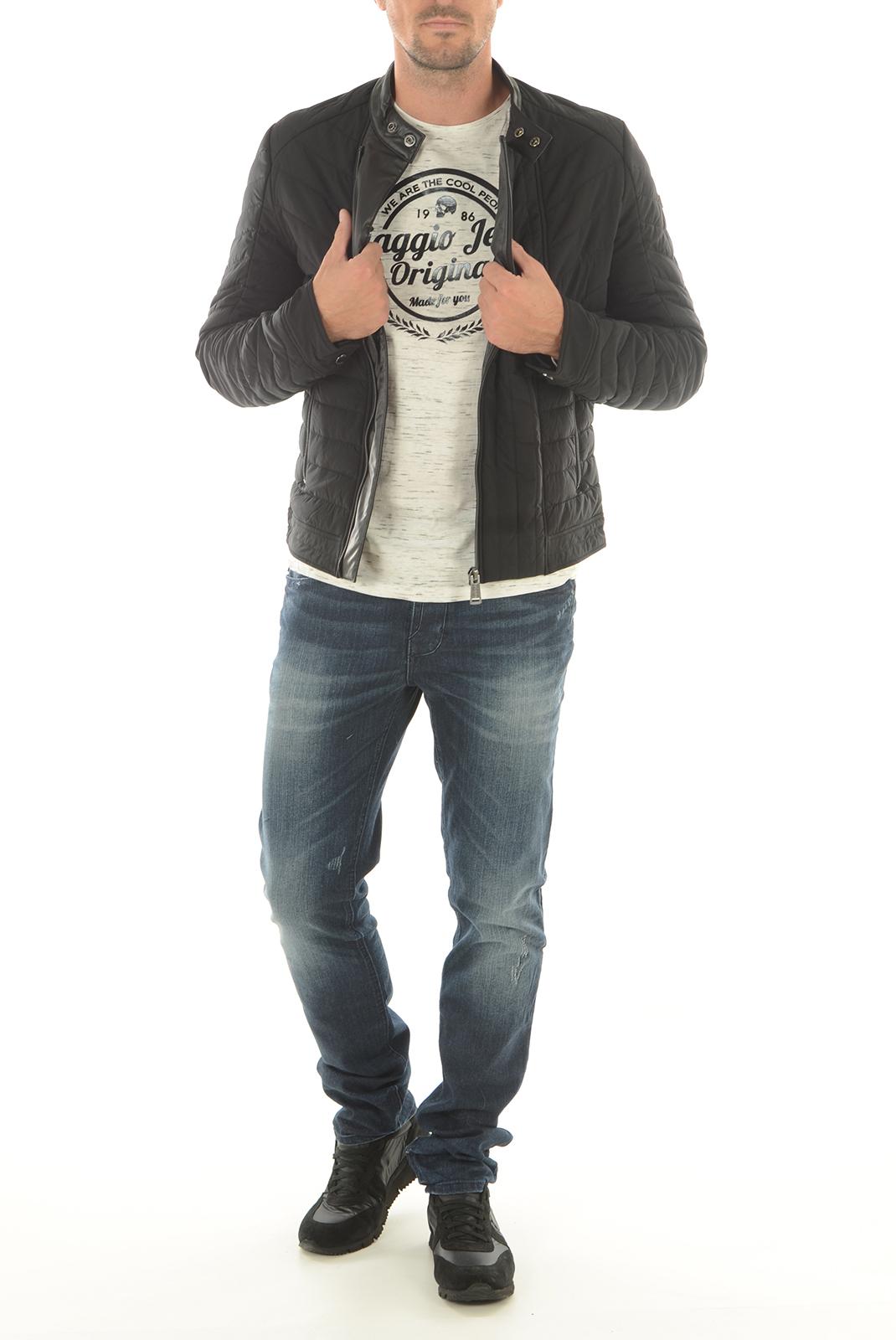 HOMME  Guess jeans M63L44W6NW0 A996 NOIR