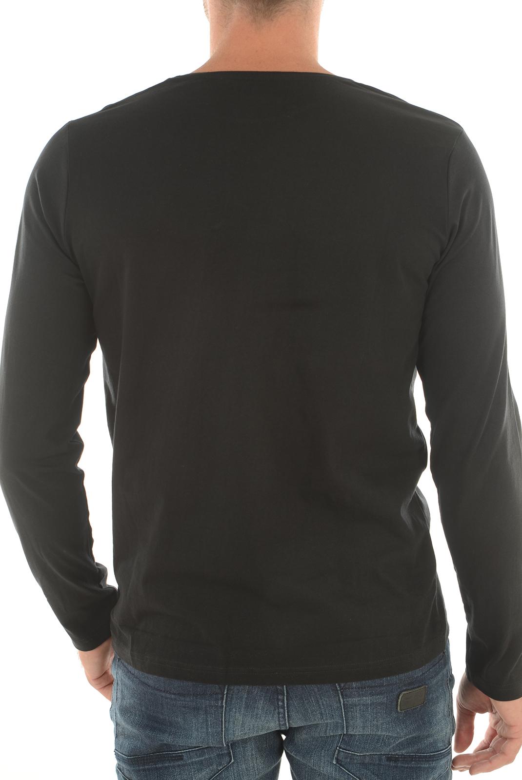 Tee-shirts  Biaggio jeans LEDANIL NOIR