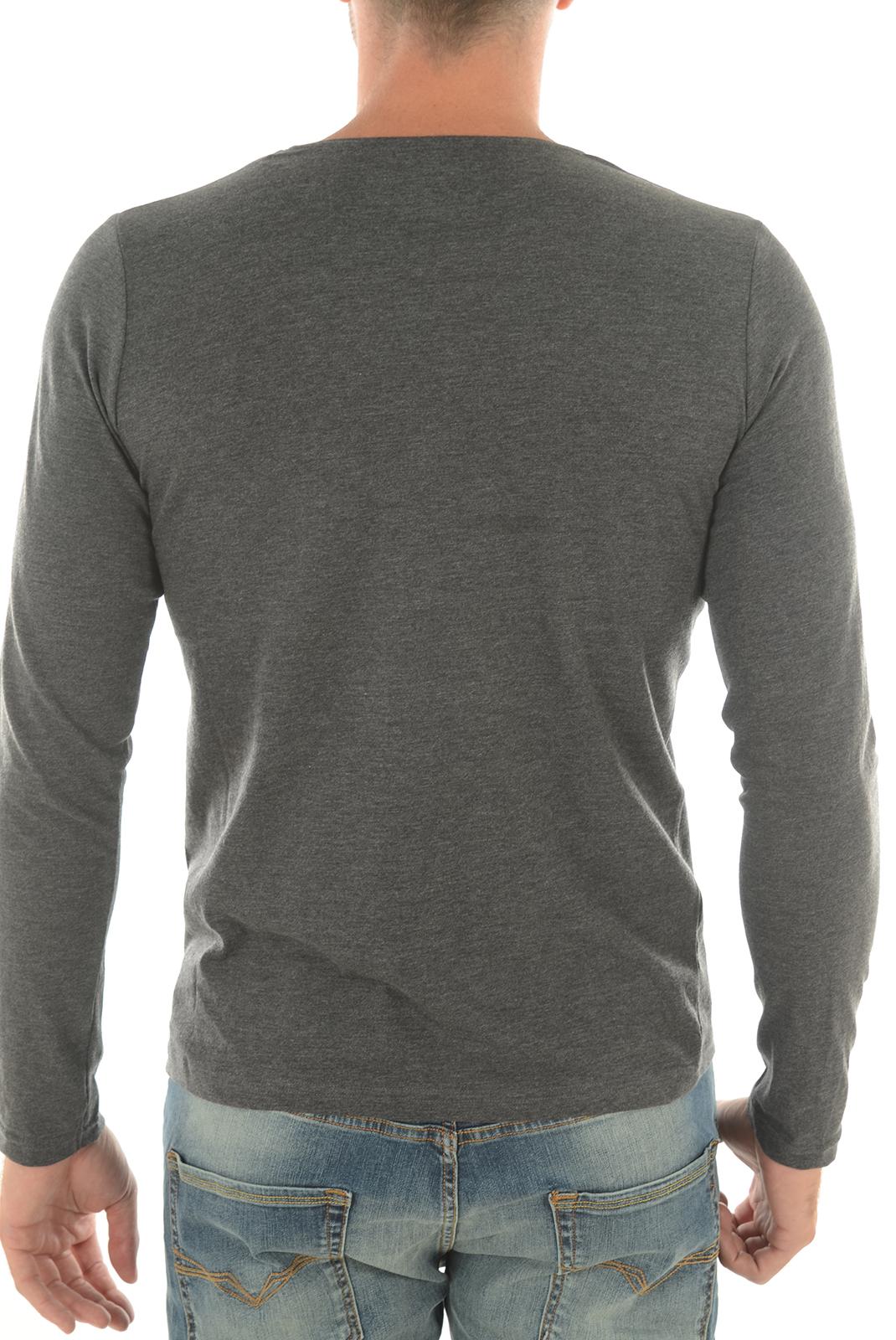 Tee-shirts  Biaggio jeans LEDANIL GRIS